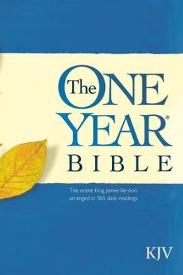One Year Bible KJV