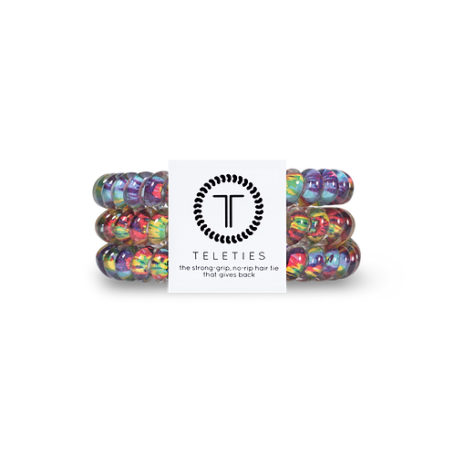 Small Teleties Psychedelic Pack of 3