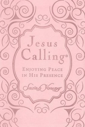 Jesus Calling, Gift Edition Pink by Sarah Young