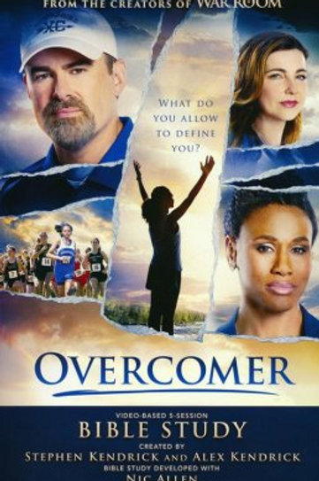 Overcomer Study Guide Workbook