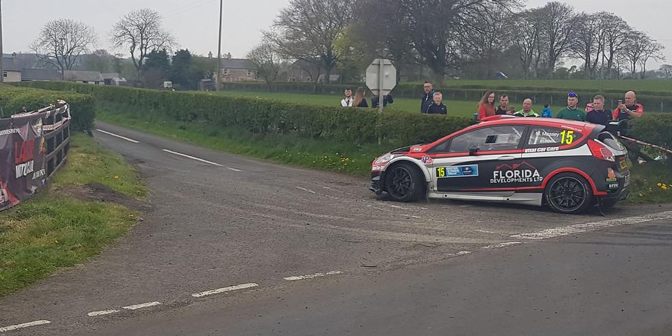 UAC Circuit of Ireland Rally