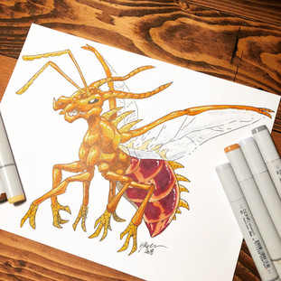#5 - Tiny Ant Dragon