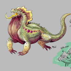 Pitcher Plant Dragon