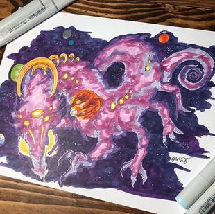 #9 - Cosmic Dragon