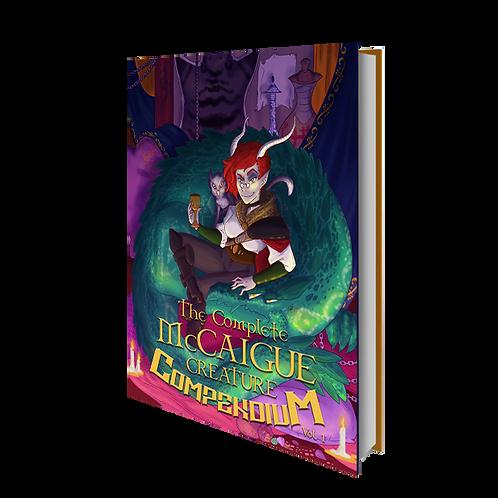 The Complete McCaigue Creature Compendium