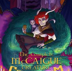Creature Compendium Cover