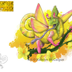 Cameleon Moth Monster Mash