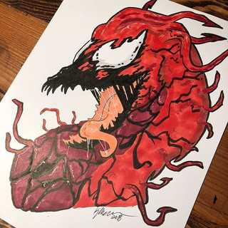 #7 - Carnage Dragon