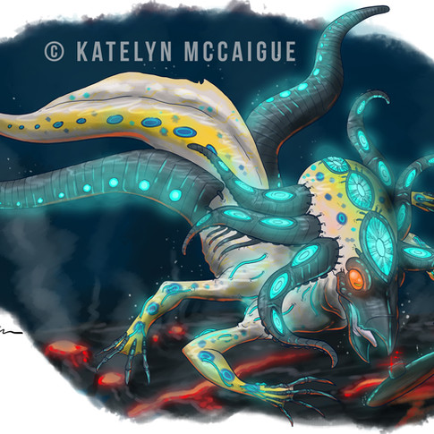 Metal Kraken