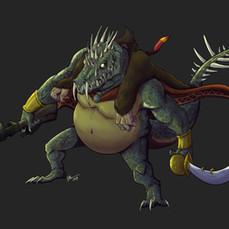 Creepy King K. Rool