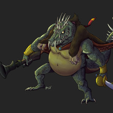 Creepy King K. Rool