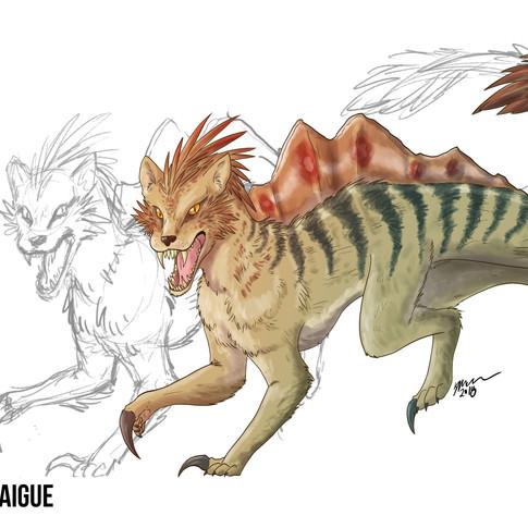Extinct Monster Mash