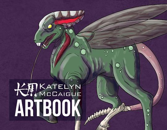 Katelyn McCaigue Artbook 1