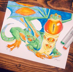 Envy Dragon