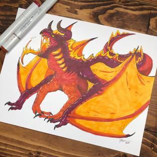 100 Dragon Challenge - Wrath Dragon