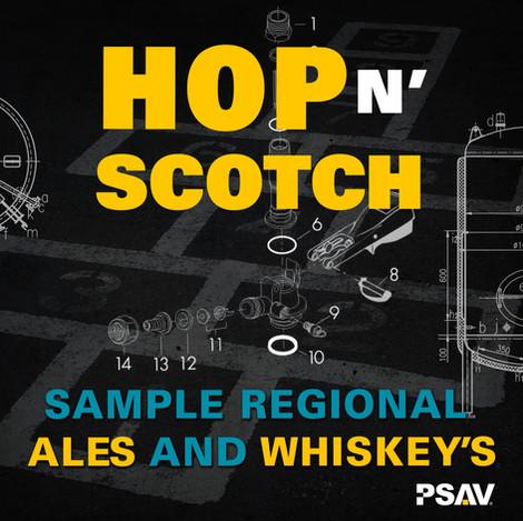 Hop N' Scotch Invite