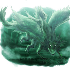 The Swamp Seraph