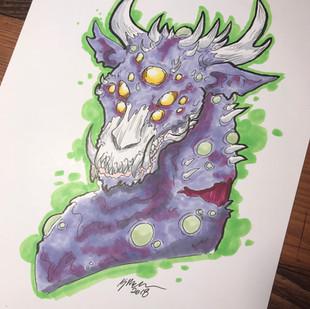 #1 - Radioactive Dragon