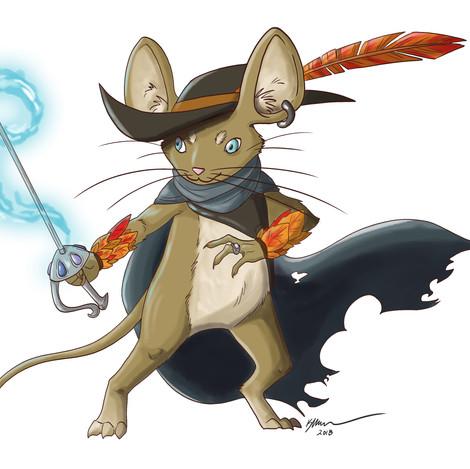Mystic Mouse Commission