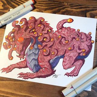 #16 - Beholder Dragon