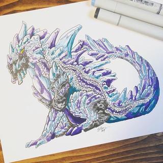 #18 - Crystal Dragon