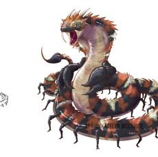 Thorny Demon Scobra