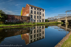 Derelict by the Canal