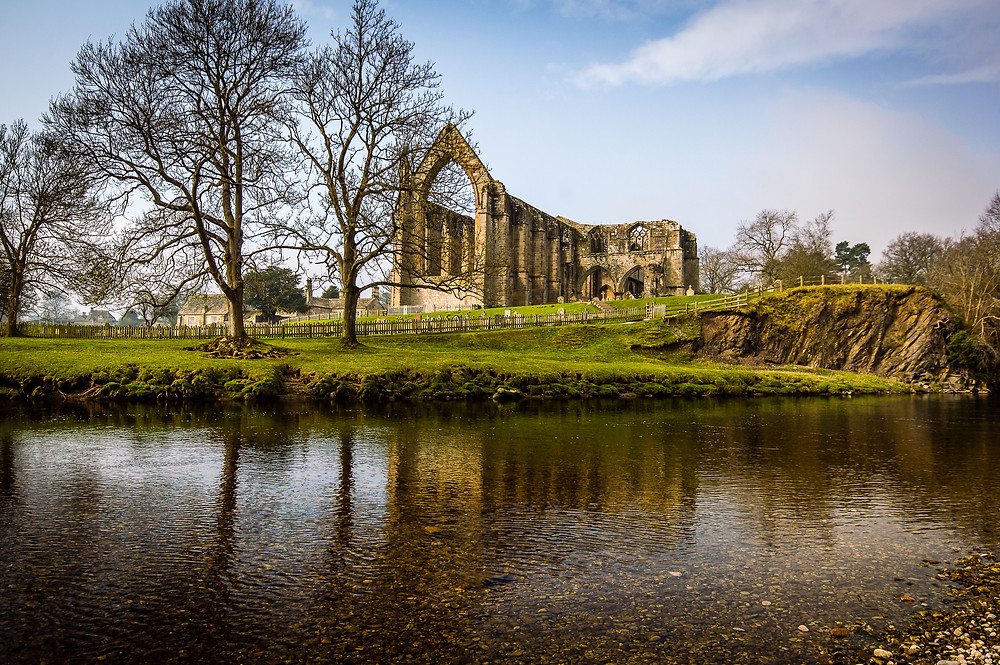Bolton Abbey & the River Wharfe