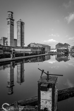 Two Towers by the Lock