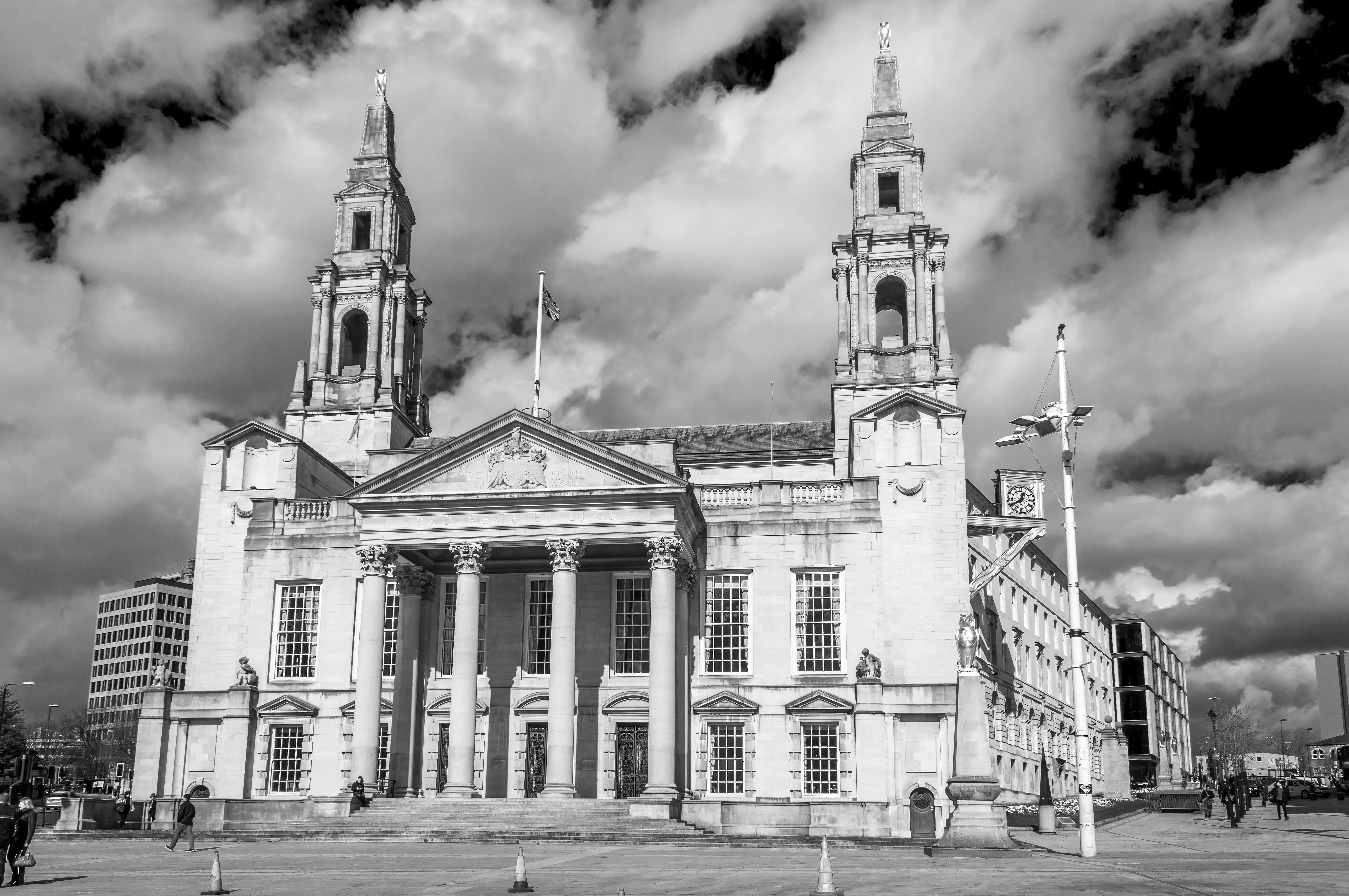 Civic Hall, Leeds