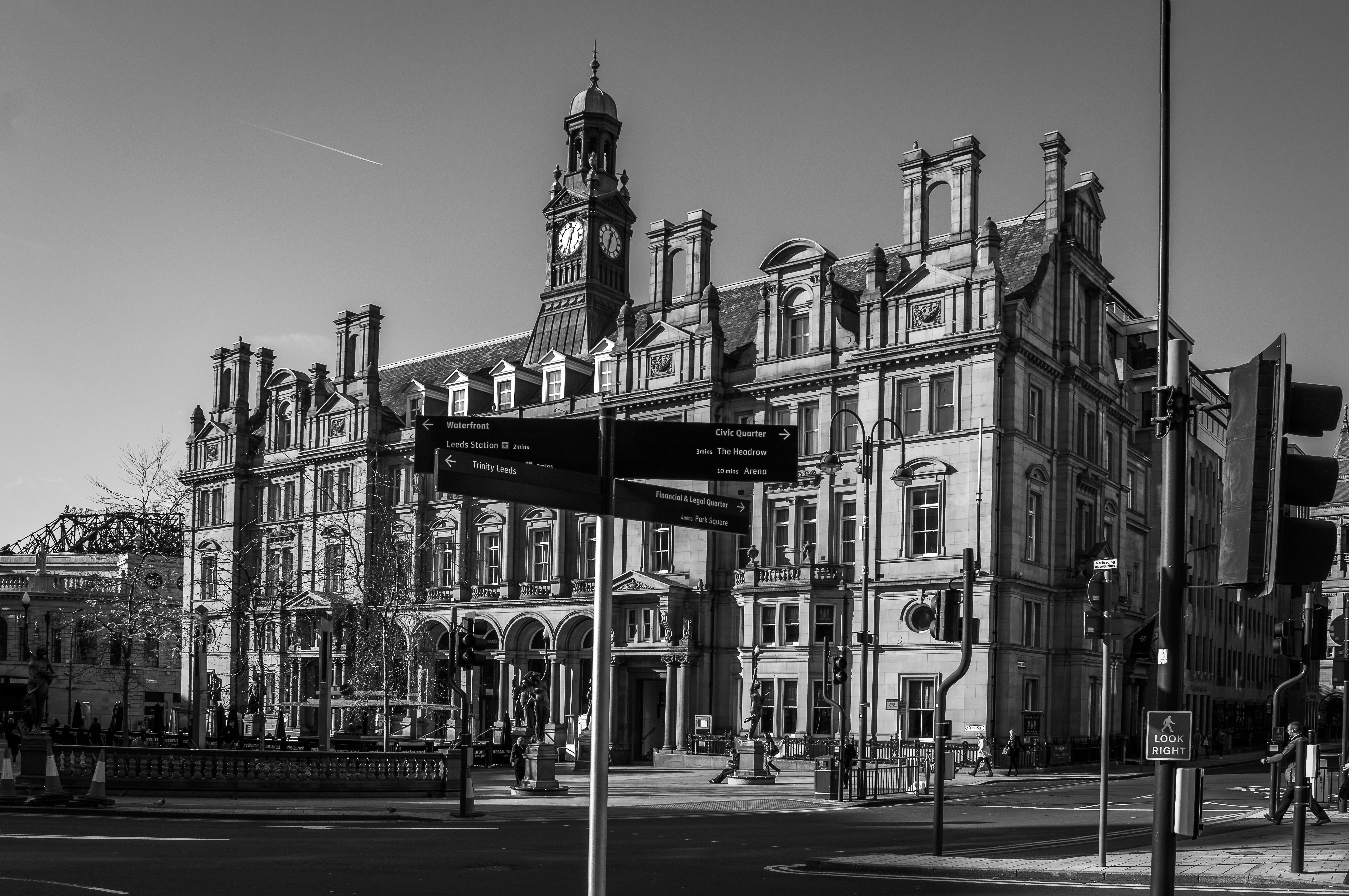 Old Post Office Building Leeds