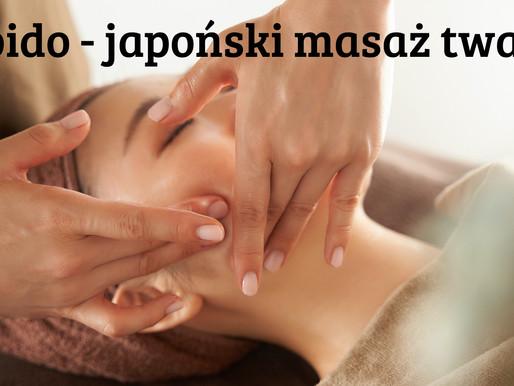 KOBIDO - japoński masaż twarzy o mocy liftingu!