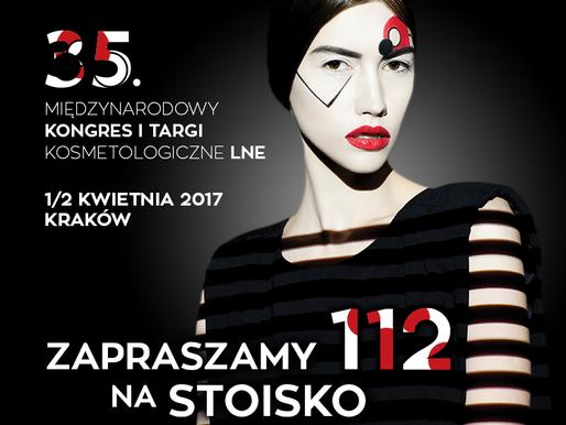 Targi LNE 01 – 02 kwiecień 2017 r.