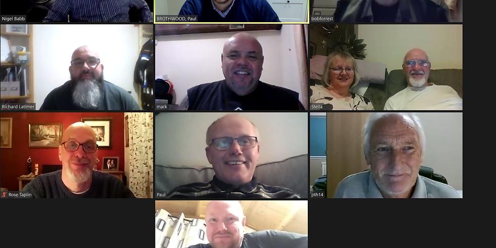 Committee Meeting - May 2021