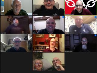 Virtual committee meeting