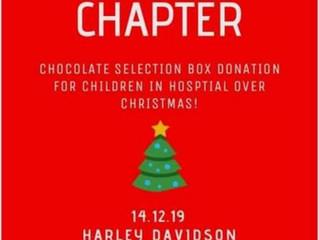 Christmas hospital run