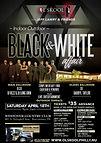 Black & White Affair 4/18/2020