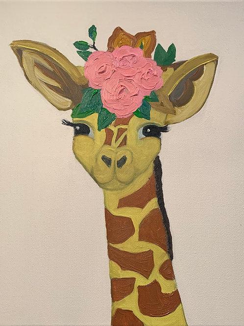 Nursery Décor-Single Unit-Baby Giraffe