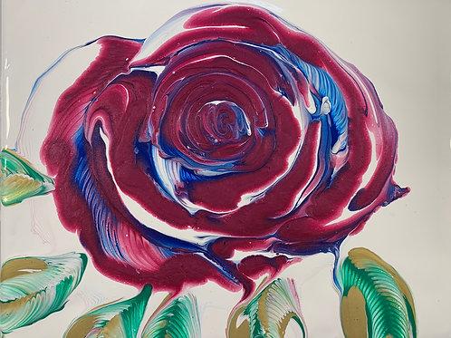 Rose (M/B/W)-Chain Pull