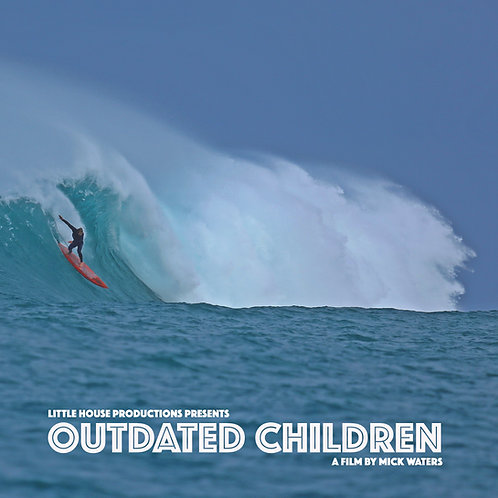 'OUTDATED CHILDREN' DVD