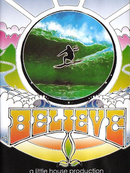 'BELIEVE' DVD