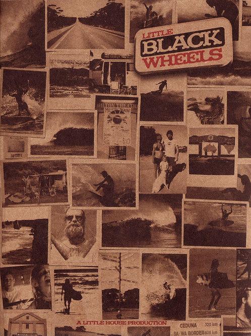 'LITTLE BLACK WHEELS' DVD
