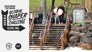 WSL x MF SOFTBOARDS GLOBAL SHAPER CHALLENGE 2020