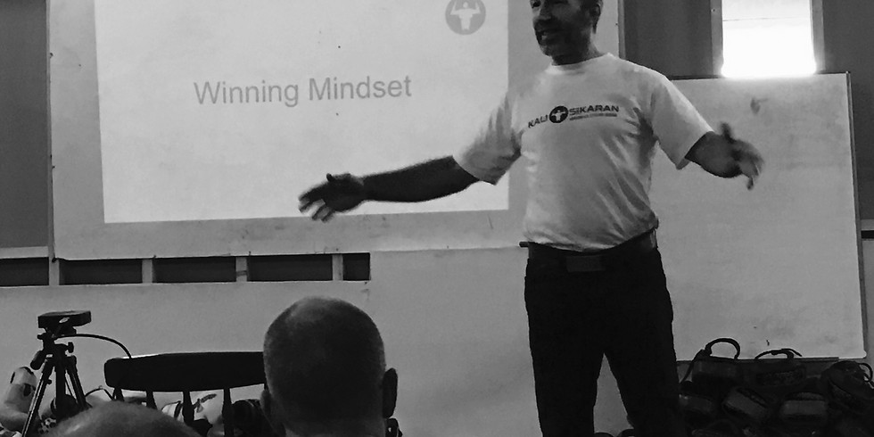 Johan Skalberg seminar Newcastle, UK 2019