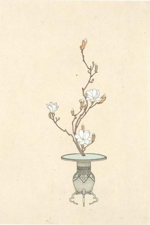 Ikebana - Image Courtesy of Wikimedia Commons