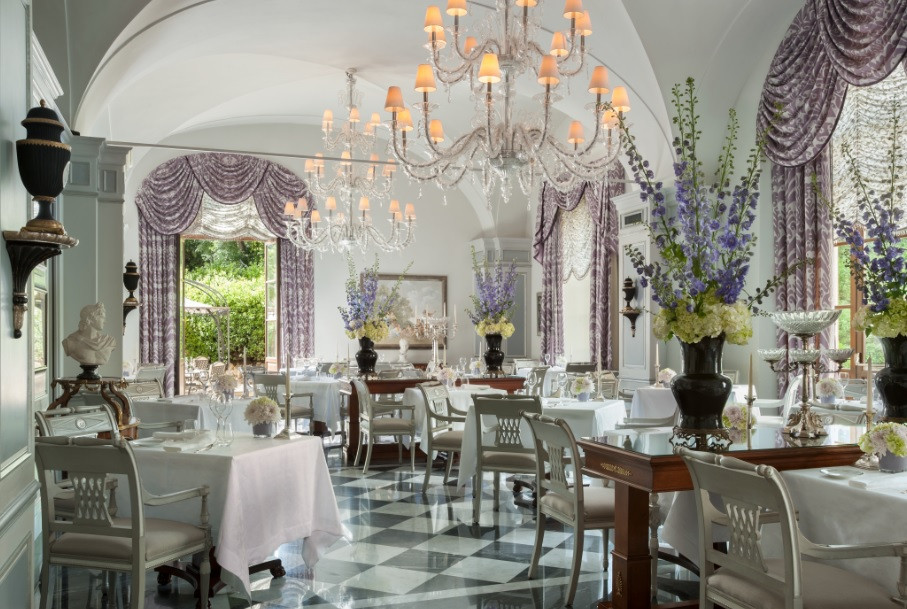 Il Palagio at The Four Seasons Firenze Image courtesy of The Four Seasons