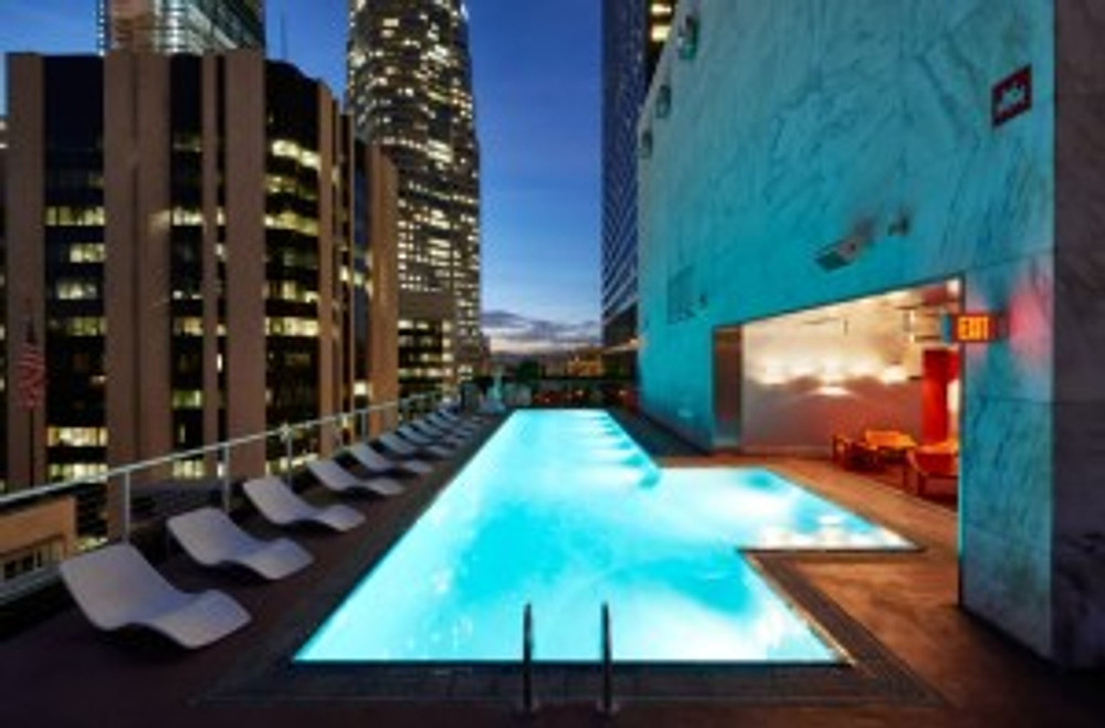 The Standard Downtown LA - Image Courtesy of The Standard Hotel