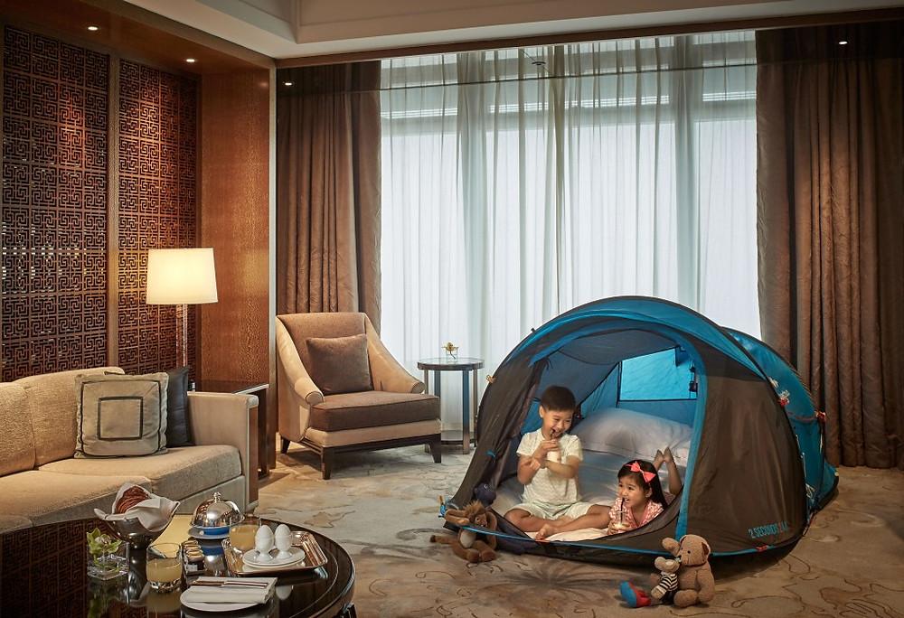 The Ritz Carlton Hong Kong - Image Courtesy of Ritz Carlton