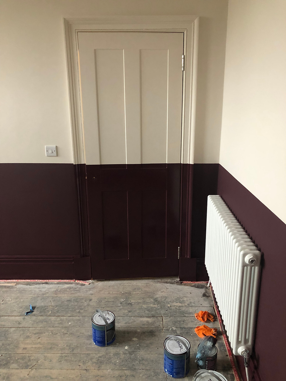 Master Bedroom Paint Scheme