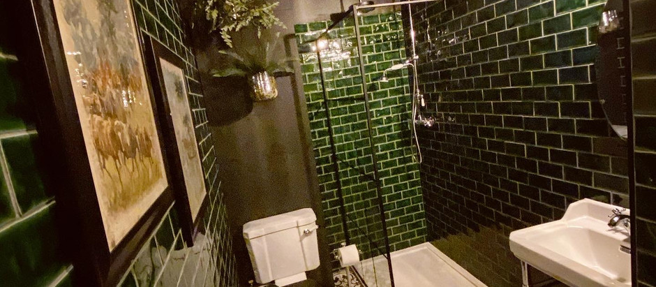 MELROSE HOUSE – THE BATHROOM